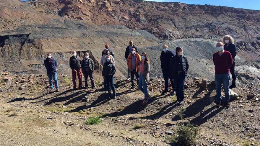 El futuro de la mina de Tormaleo: cómo restaurar 200 hectáreas con las ideas de los vecinos y 5,3 millones disponibles