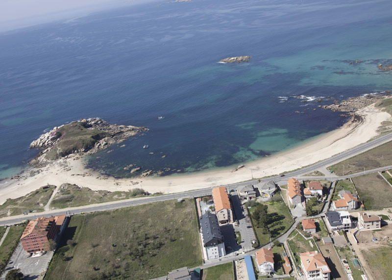 Playa de A Lapa (Sanxenxo)