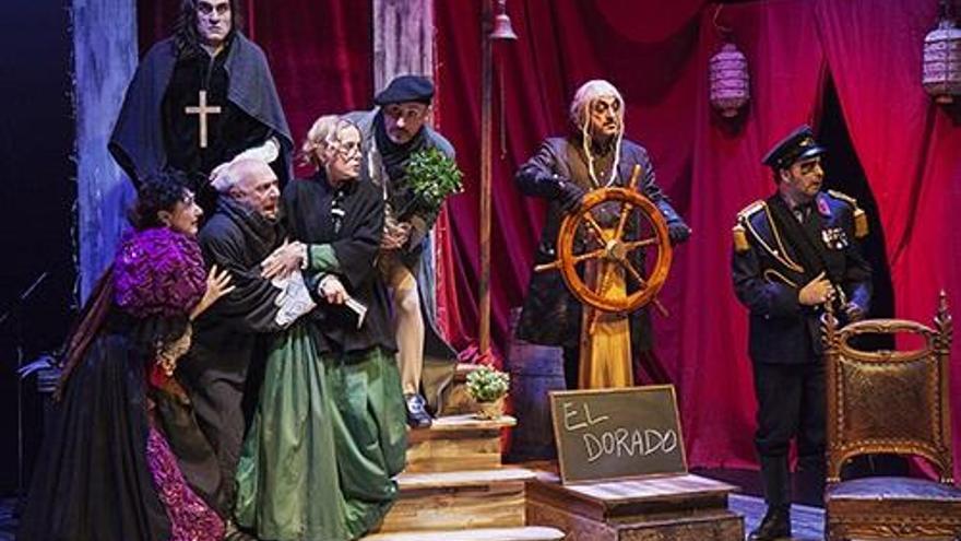 Descubre las piezas teatrales en abierto de la Sala Russafa