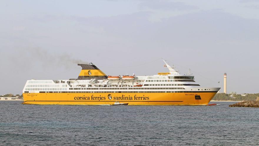 Corsica Ferries reinicia la ruta marítima entre Alcúdia y el sur de Francia
