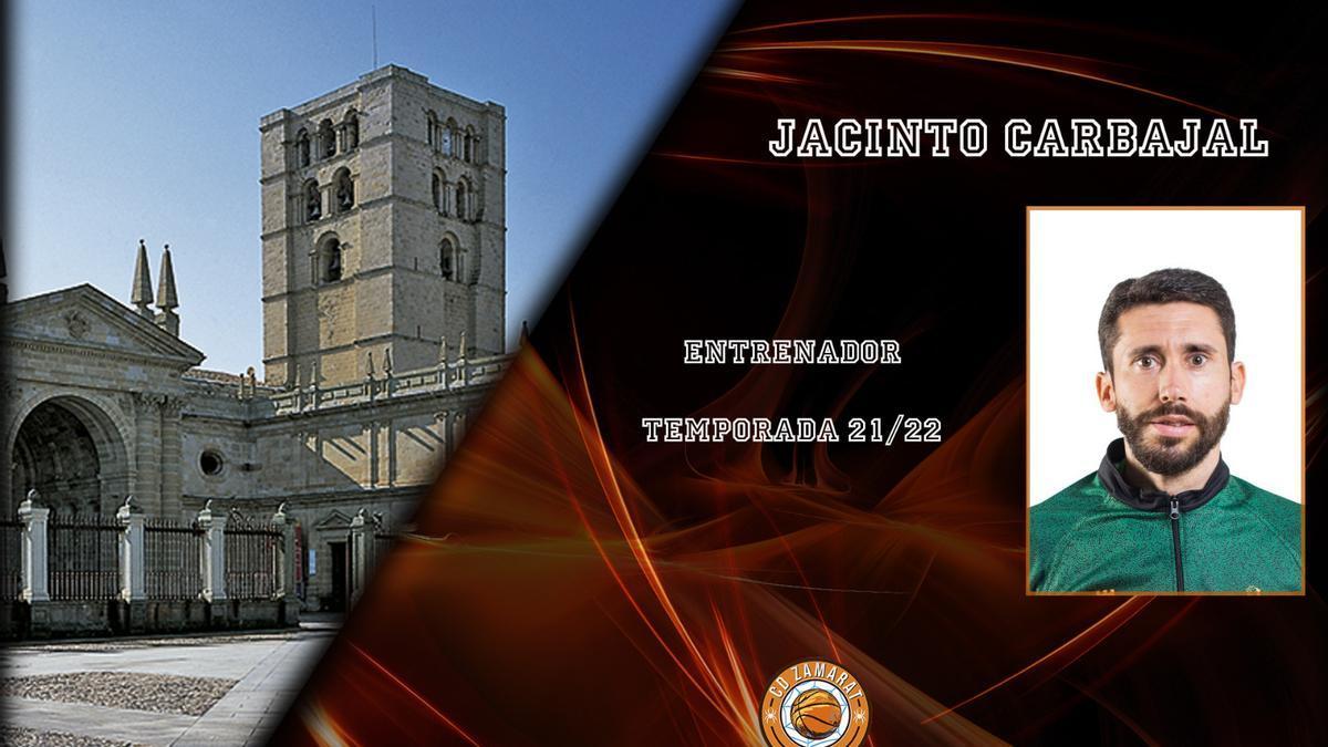 Jacinto Carbajal, nuevo técnico del CD Zamarat