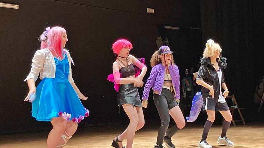 El 'cosplay' se apodera del auditorio