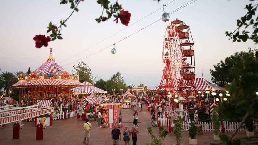 El Supremo ratifica que el parque de atracciones Tivoli es del grupo Tremón