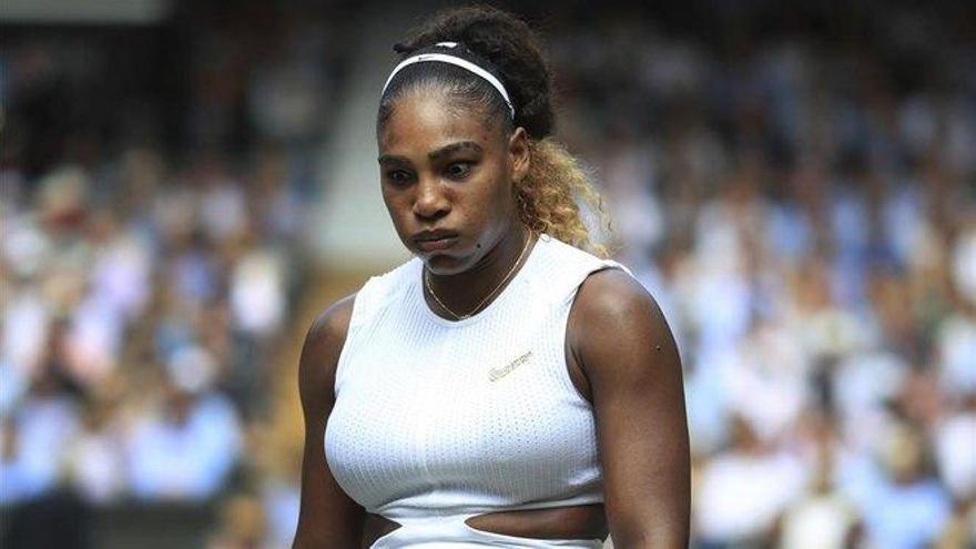 El retorno de Serena Williams en Wimbledon