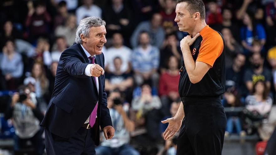 """Pesic: """"Hemos jugado uno de los mejores partidos de la temporada"""""""