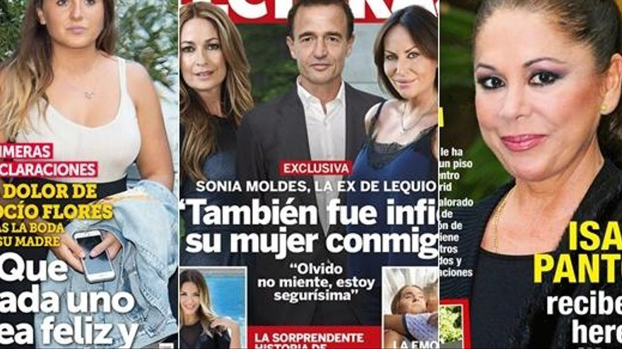 L'herència milionària de la Pantoja