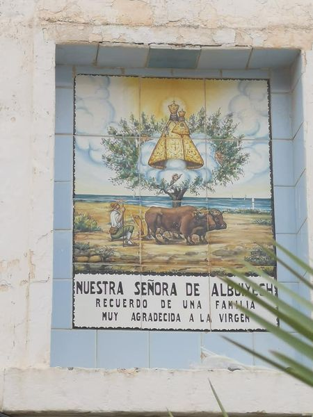Albuixech, la isla que emerge en huerta acogedora