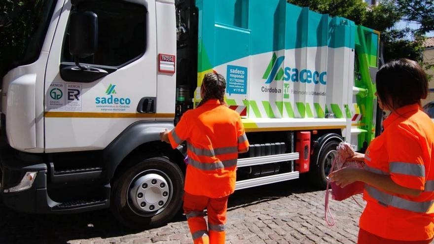Sadeco contratará a 271 personas en riesgo de exclusión en 2021 con el Plan Integra Activa