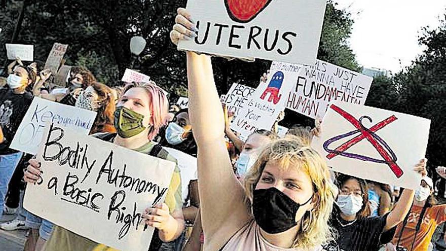 La Casa Blanca demanda a Texas por su ley sobre el aborto