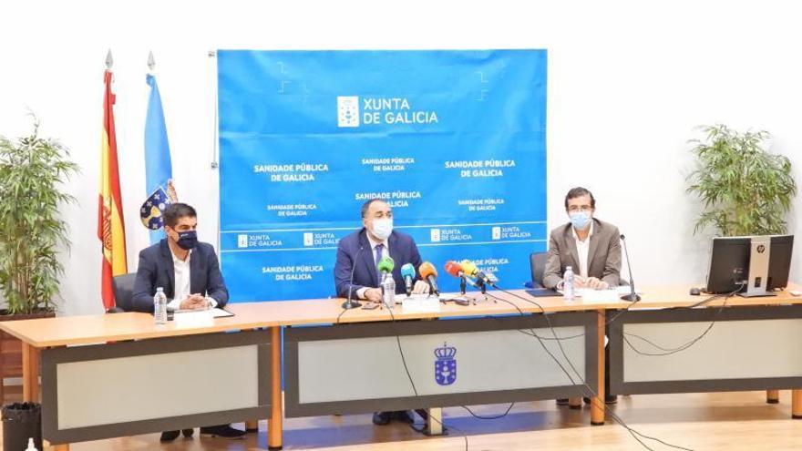 Cuatro de cada diez hospitalizados por COVID en Ourense son mayores de 70 y vacunados