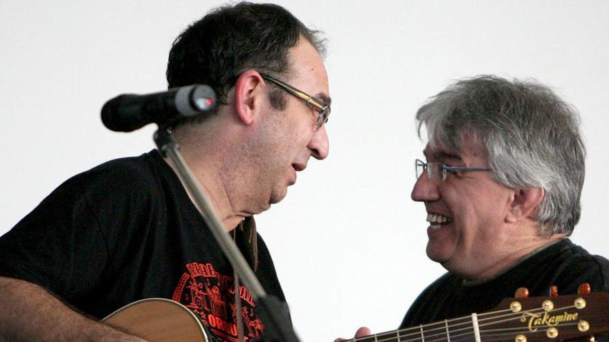 Fallece el músico Joan Eloi Vila, guitarra y escudero de Buenafuente
