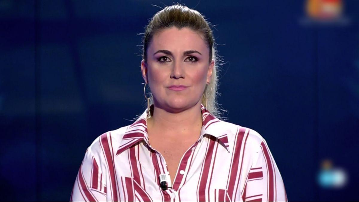 """Carlota Corredera habla claro sobre Olga Moreno en Sálvame le acusa sobre """"su parte en el parte del dolor de Rocío Carrasco"""""""