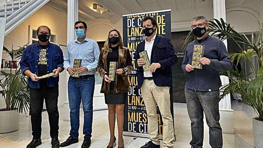 Arranca la X Muestra de Cine de Lanzarote