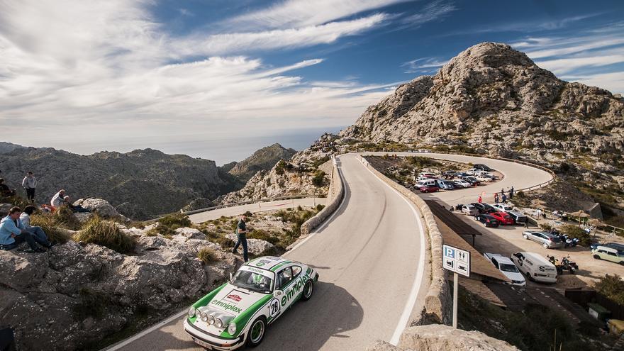 Un total de 70 vehículos disputarán el Rally Clásico de Mallorca a partir del próximo jueves