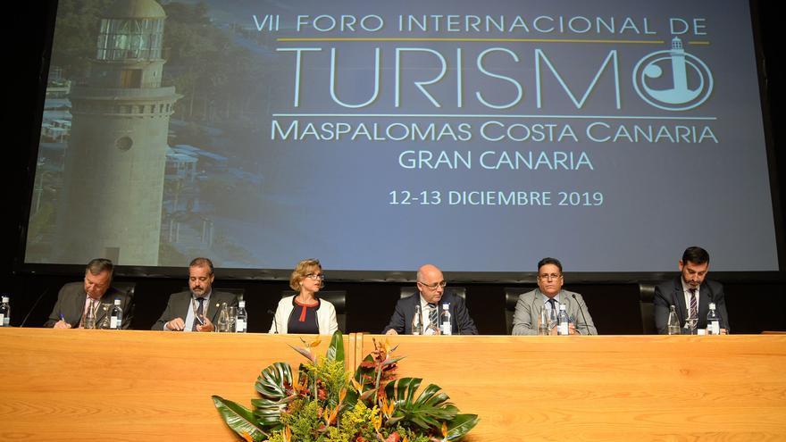 Expertos internacionales hablan de resilencia en el VIII Foro de Maspalomas