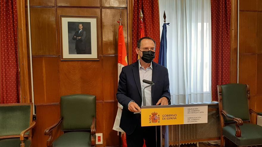 El fin de semana se salda con 80 denuncias por el toque de queda en Zamora