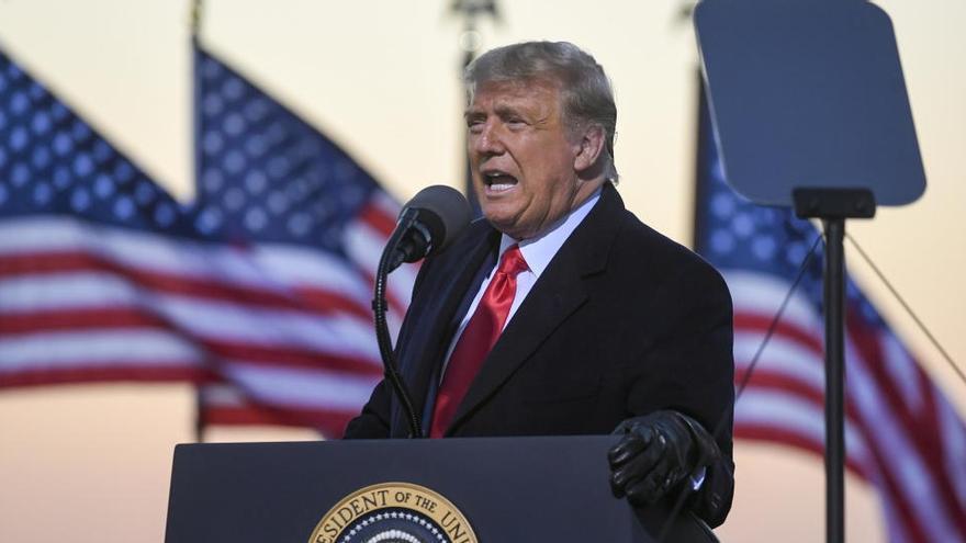 Donald Trump, el agitador que busca la reválida