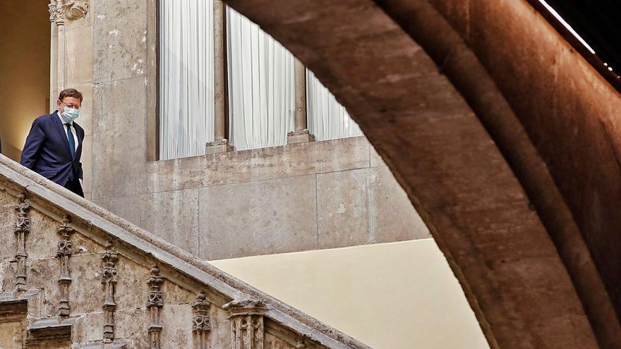 Puig reclama 1.640 millones de los fondos europeos para poner en marcha el plan de reconstrucción