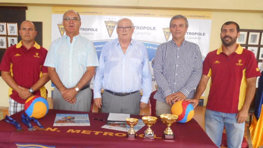 Comienza el espectáculo con la disputa del Campeonato de España Cadete