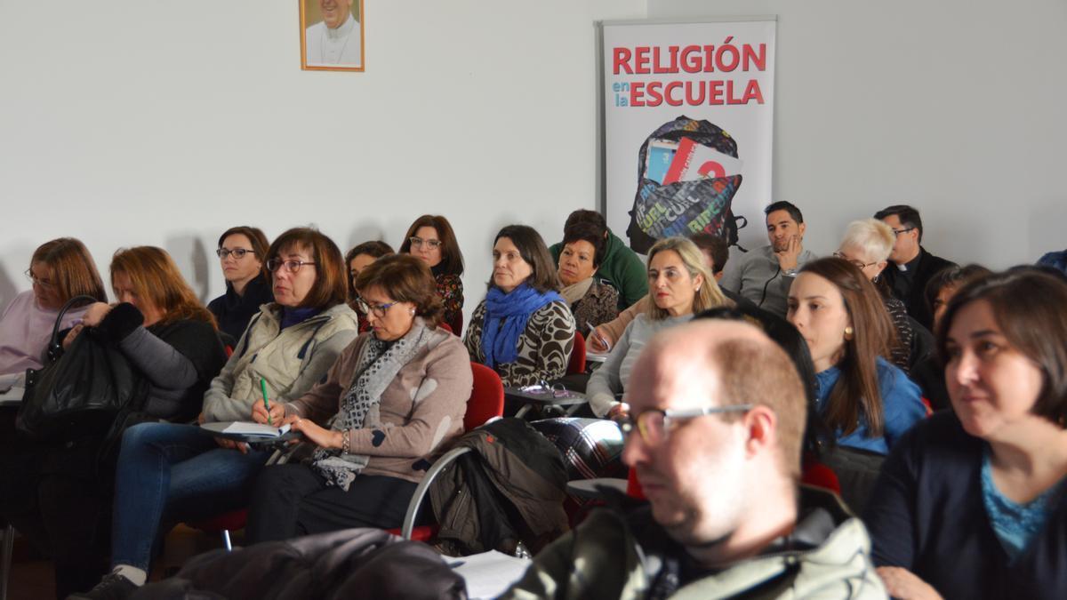 Profesores de Religión de Zamora.