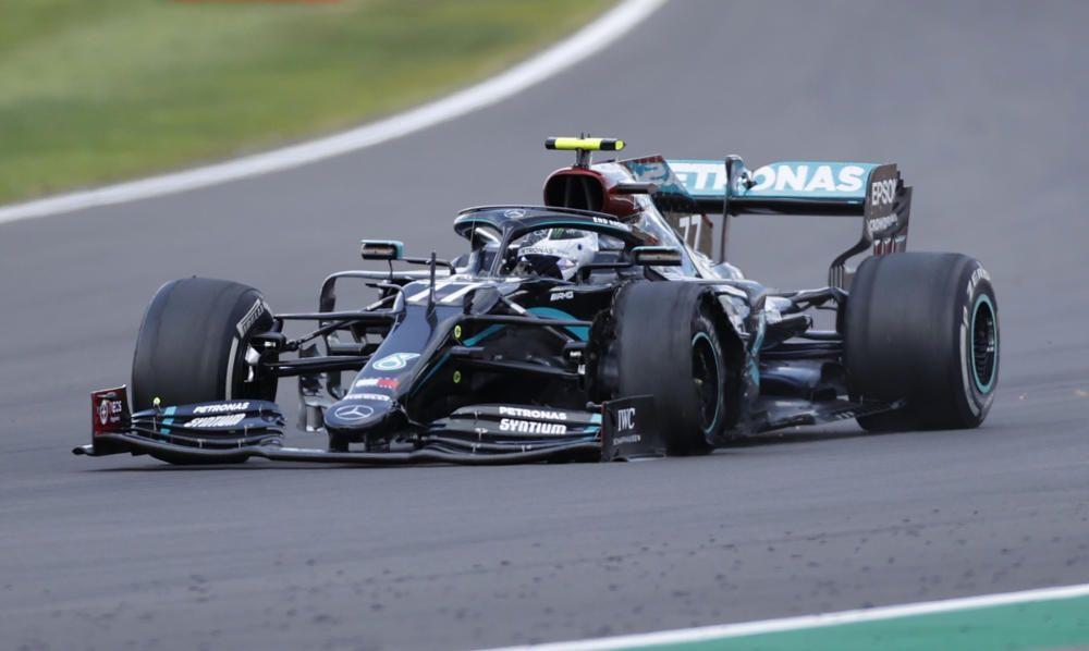 Fórmula 1: Las imágenes del GP de Gran Bretaña