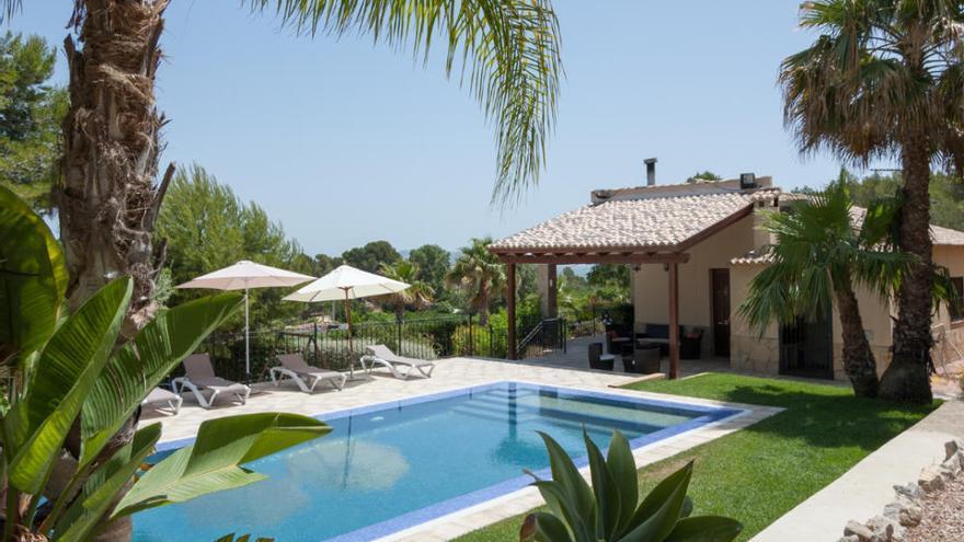 Las mejores casas con piscina para alquilar este verano en la Comunitat Valenciana