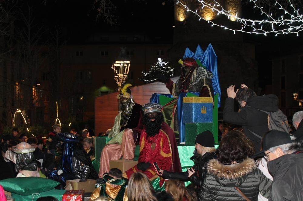 Visita dels Reis d''Orient a Puigcerdà