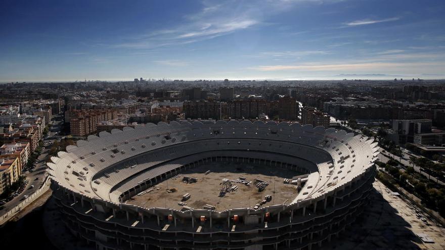 El Valencia CF se alía con Deloitte en el nuevo estadio