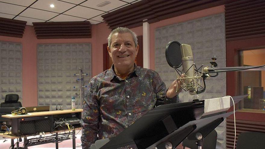 Fernando Liben: «Que alguien apostara por mi voz sería cumplir un sueño»