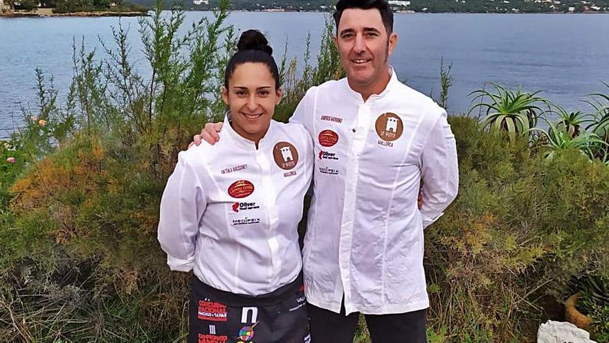 Massanet y Álvarez, en el Concurso de Pinchos y Tapas