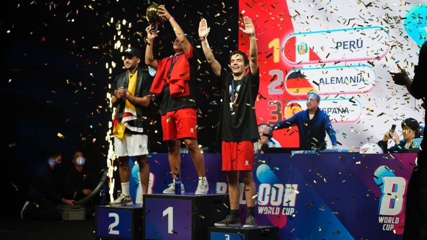 Balloon World Cup: 5 momentazos del Mundial de Globos de Ibai Llanos y Gerard Piqué