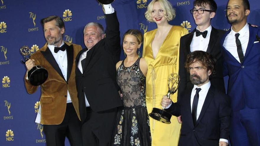 Los Emmy coronan 'Juego de tronos' y 'La maravillosa Sra. Maisel'