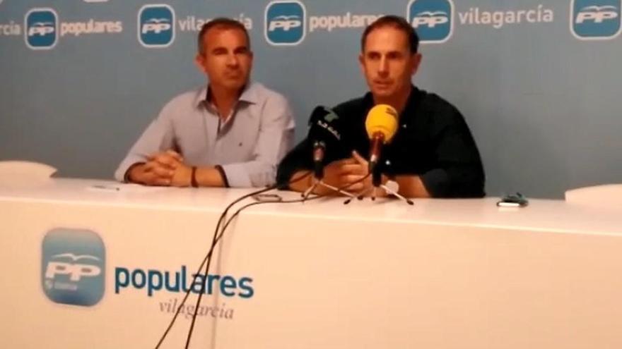Tomás Fole renuncia a su acta de concejal en el Concello de Vilagarcía de Arousa
