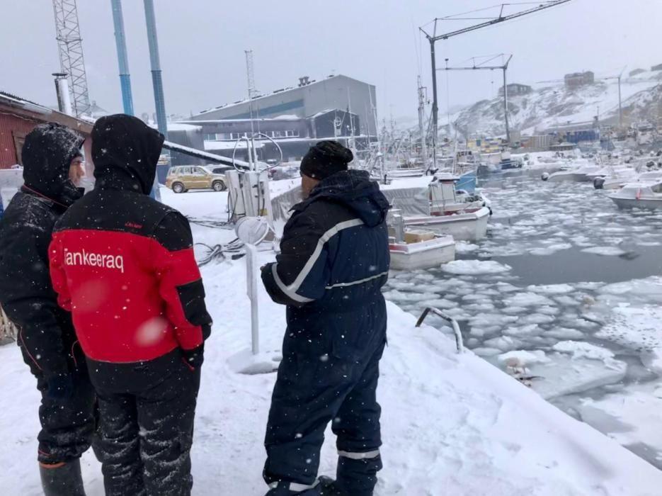 Tercer día en Illulissat