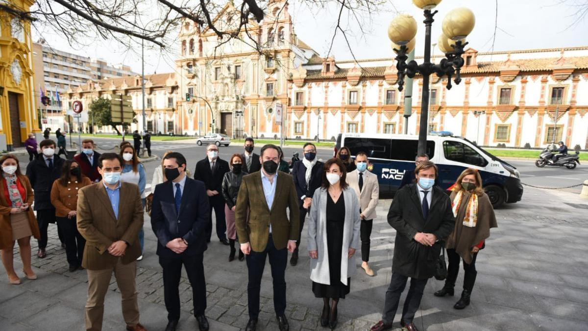 """El PP apela a la concordia del 28F y rechaza """"los extremos que se apoderen del debate"""" en el Parlamento"""