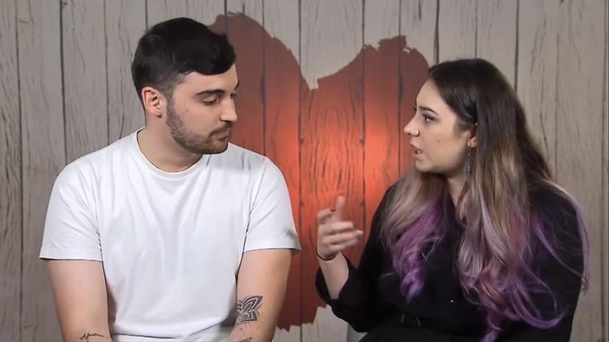 La confesión de una comensal de First Dates que dejó sin palabras a su cita