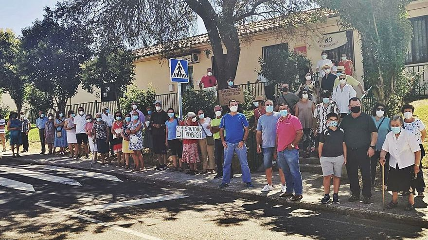 Pozoantiguo exige una sanidad rural digna