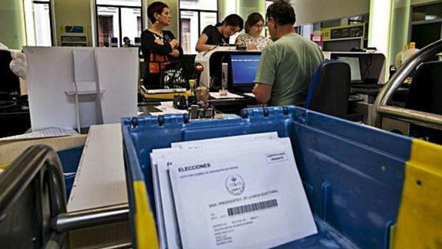 NC exige investigar una presunta manipulación del voto por correo en Mogán