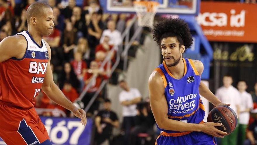L'ACB trasllada el Baxi-València de dissabte a la tarda a diumenge a les vuit del vespre