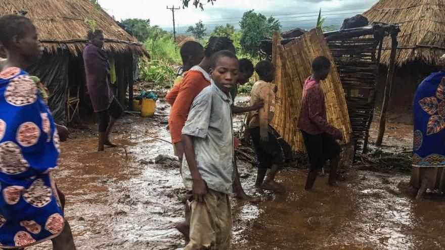 Ya son 222 los muertos por el ciclón Idai en el sureste de África