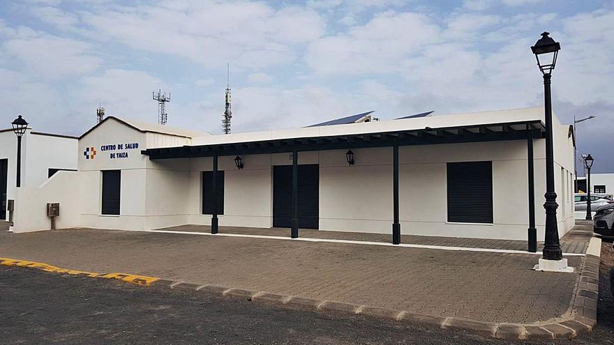 El centro de salud de Yaiza reabre el martes y atenderá a 2.549 pacientes