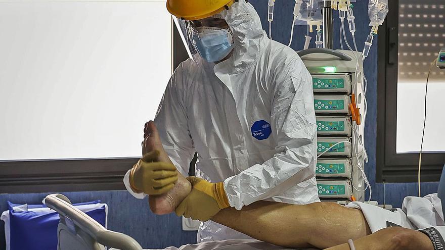 La parte humana de la epidemia