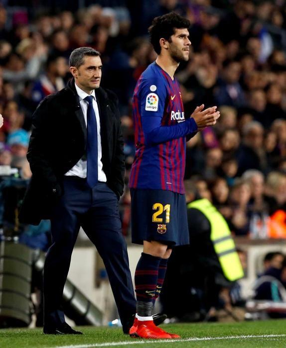 Carles Aleñá interesa al Valencia CF