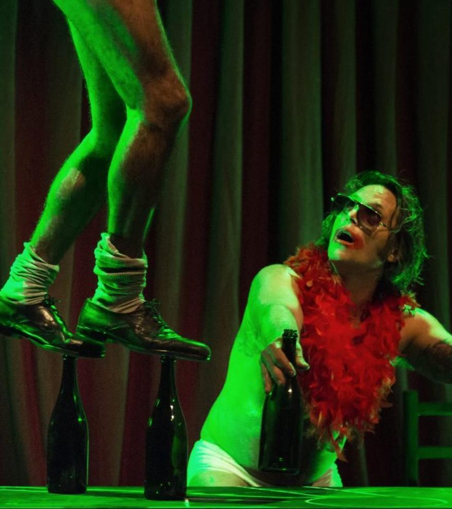 35 Feria de Teatro y Danza - YeORBAYU