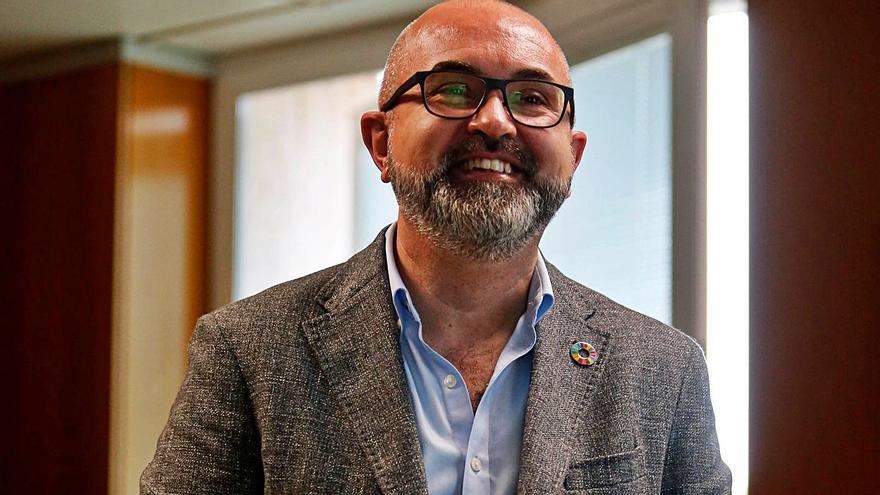 Vicent Roig: «Para erradicar las serpientes hay que restringir la entrada de olivos»