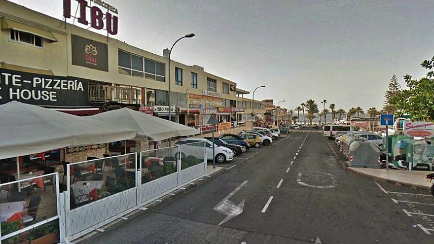 La regeneración urbana de la calle México, en Playa de las Américas, comienza el día 25