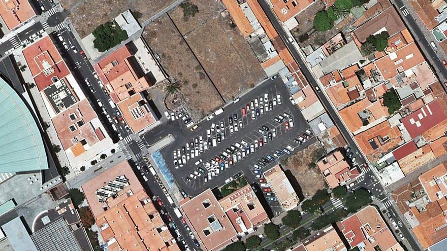 San Sebastián contará con  nuevas plazas de aparcamientos