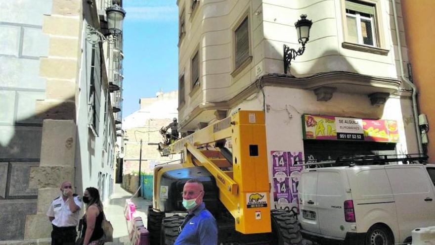 Brillante visita a la Málaga de los Repartimientos