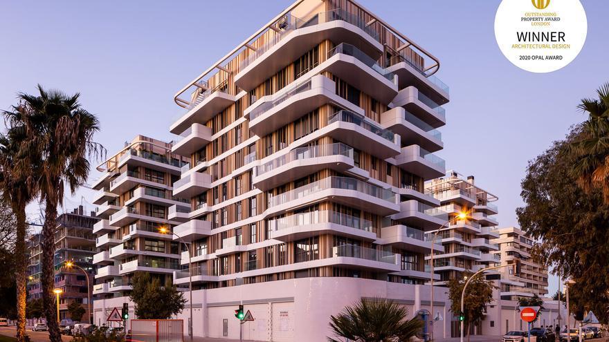 El estudio alicantino Adoras gana el premio de arquitectura Outstanding Property Awards London