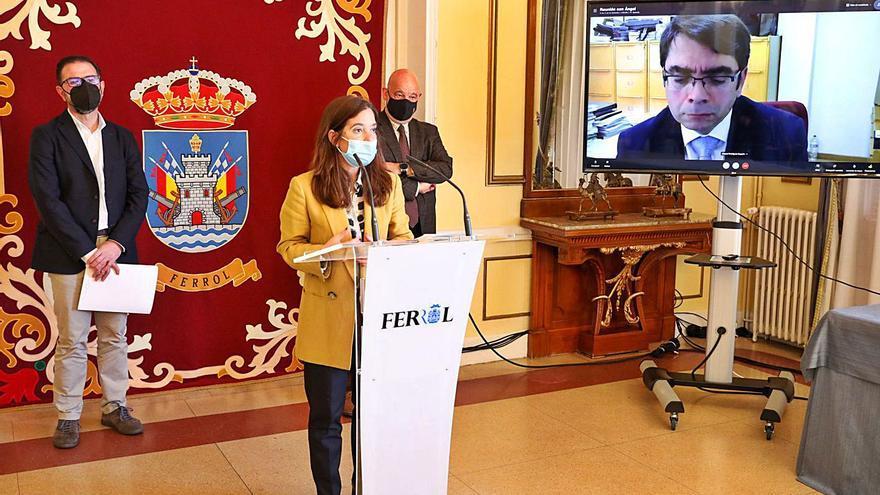 A Coruña y Ferrol exigen una nueva conexión ferroviaria que precisa de al menos 730 millones